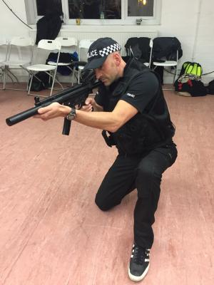 2016 Firearms training · By: Camera phone