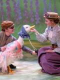 2017 Beatrix Potter in 'Where is Peter Rabbit?' at The Old Laundry Theatre · By: Old Laundry Theatre