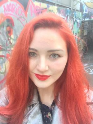 2017 Current hair colour November 2017 · By: Blioux Kirkby