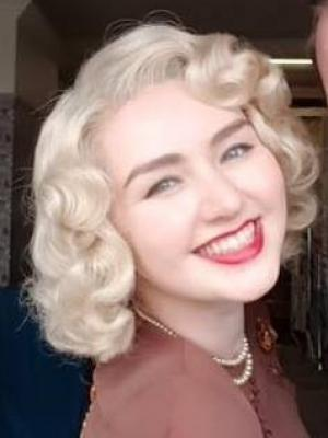 2017 Blond Wig for period drama work · By: Blioux Kirkby