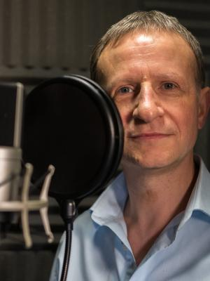 2017 Mark Ryes Voiceovers · By: Graham White
