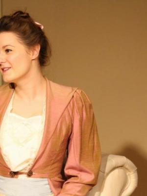 As Diana in Diana of Dobson's