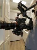 2017 Me with my Canon C300 Mark II and DJI Ronin Gimbal · By: Alan J Mash