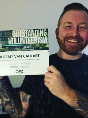 Jeremy Van Caulart