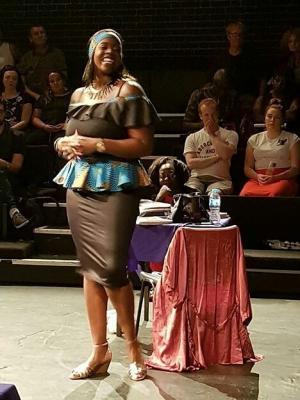 2017 Olufamba in Britains Got Fashion at the Cockpit Theatre · By: MTG ENTERTAINMENT