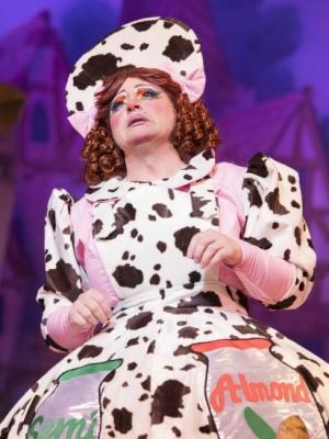 Wardrobe Assistant - Jack and The Beanstalk, Cambridge Arts Theatre
