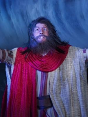 Moses Parting · By: Sight and Sound Theatres tm