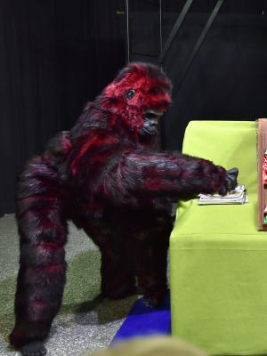 Gerald the Gorilla