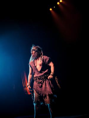 Samson Solo · By: Sight and Sound Theatres tm