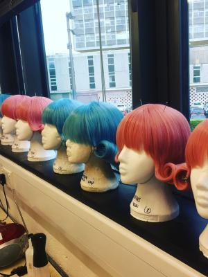 wigs · By: m