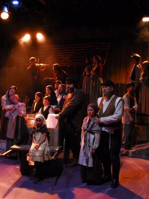 Fiddler On the Roof Production Photo · By: Greg Hanson