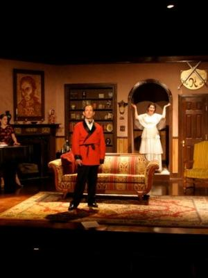 Musical Comedy Murders of 1940-Ozark Actors Theatre Production Photo · By: Greg Hanson