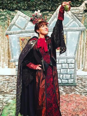 2017 Wicked Queen in 'Snow White' for S4K International Ltd (UAE Tour) · By: Emma Chenery
