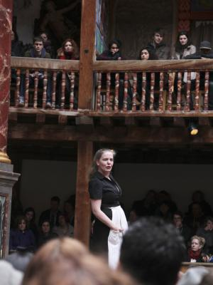 2013 Shakespeare's Globe · By: Ellie Kurtz