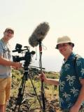 2015 Film on Big Island Hawaii for the Captain Cook story · By: IAN SCIACALUGA