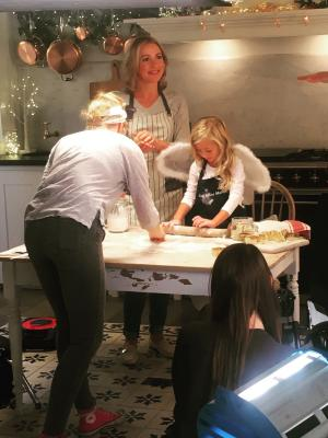 2017 Mother & Daughter cooking at home 2017 · By: Patrick Whelan