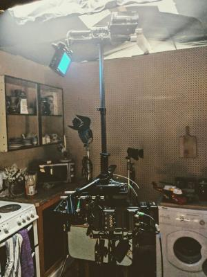 2018 Zephyr set up for low mode with the Arri Amira · By: Alex