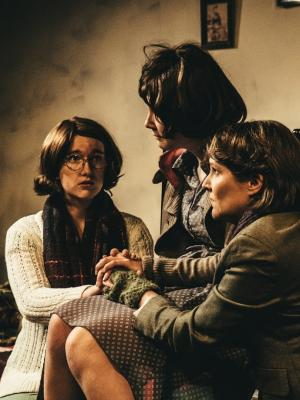 2017 Margot, The Diary of Anne Frank, Tread the Boards Theatre Company · By: James Harris