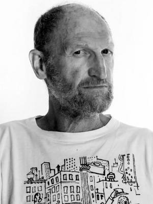 NEIL KING HEADSHOT for 'Humber City' film publicity