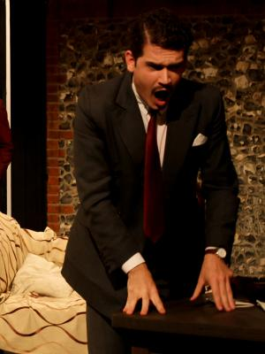 2017 As Alcide Chanal, She's All yours, Corbett Theatre, 2017 · By: Andrew H Williams