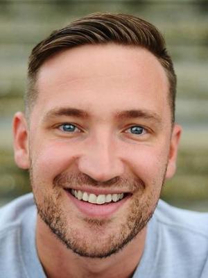 2017 Jake Waring Headshot Smiling · By: Amit Amin
