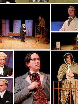 The Trials of Oscar Wilde - Production Photos