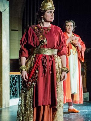 Nabucco as Designer · By: Robert Workman
