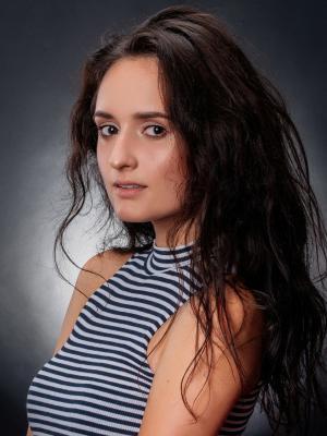 2018 Kateryna Stanoeva · By: Romaan Zhuk