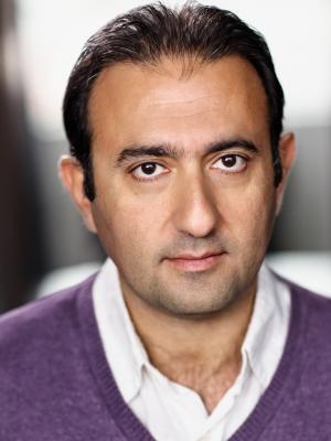 Amir Rahimzadeh 2017 · By: Andrew Raszevski