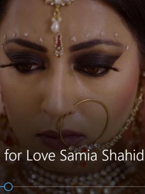 2018 Murdered for Love? Samia Shahid · By: Screenshot