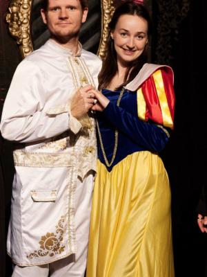 Snow White & The Seven Dwarfs · By: Rebecca Cresta