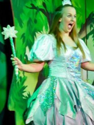 The Good Fairy in 'Beauty and the Beast'