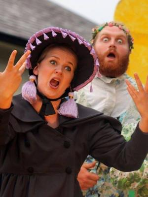 2016 Dame Hannah in 'Ruddigore' · By: Roger Cook