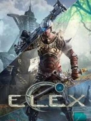 2017 'ELEX', Game Title · By: THQ Nordic Games