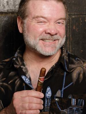 Cigar Drew · By: Tom Tkach