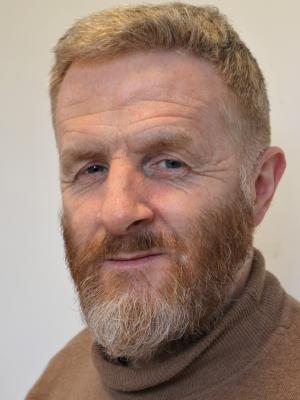 Tim Dawson headshot