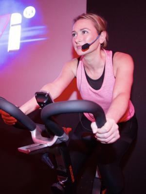 2018 Amanda Holly Gym Instructor · By: Cal Wootton
