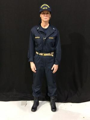 2017 Set of The Long Walk - Navy Officer · By: As above