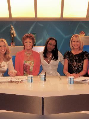 2008 STYLE: Presenter - ITV: Loose Women · By: ITV