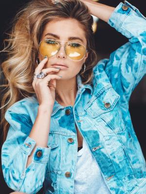 2018 Model shot · By: Anna Fowler