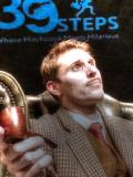 2018 Richard Buck is Richard Hannay in: The 39 Steps · By: Susanna Jeppsson
