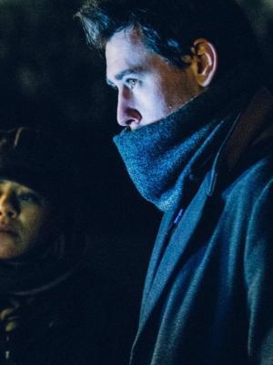 2017 Directing on set of Oscar's Bell · By: Rhys Fagan