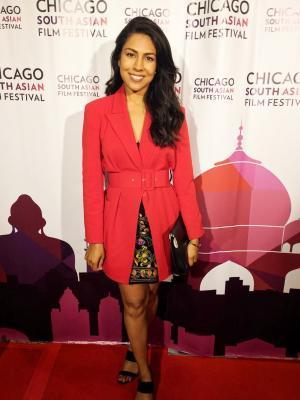 2017 Red Carpet at Chicago South Asian Film Festival · By: Shetu Modi