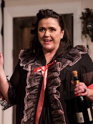 2016 Hattie Jacques, 'Becoming Hattie', Proteus Theatre Company · By: Richard Davenport