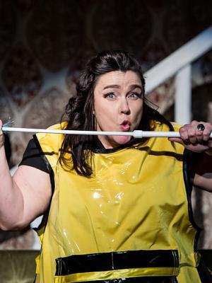 2016 Jo, 'Becoming Hattie', Proteus Theatre Company · By: Richard Davenport