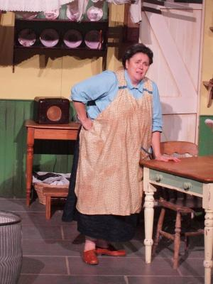2016 Grace, 'The Wish House', North Country Theatre · By: Beki Stevenson