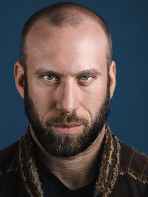 2018 Mean & bearded · By: Tom Zeibell