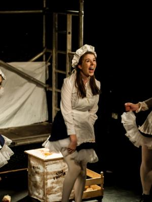 2015 Humble Pie at The Hen & Chickens Theatre · By: Lidia Crisafulli