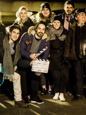 2018 'Backseat Driver' Wrap Photo · By: This Guy FIlms