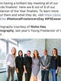 2018 IPSE Finalist: Freelancer of the Year · By: IPSE